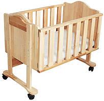 Приставная кроватка КР101 TM Mobler