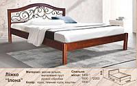 Двуспальная кровать Микс Мебель Илона 1800*2000