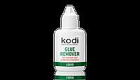 Ремувер гелевый для снятия нарощенных ресниц, 15 гр, Kodi professional