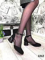 Эксклюзивные открытые женские туфли на каждый день 40
