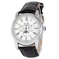 Часы мужские Patek Philippe реплика Grand Complications 5204 Roman AA Black-White