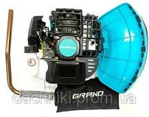 Коса бензиновая Grand БГ-5500 (профессионал, ранец) Чехия, фото 2