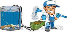 Роботизированная очистка резервуаров с чистой водой, бассейнов, водоемов, рыбных ферм, дельфинариев.