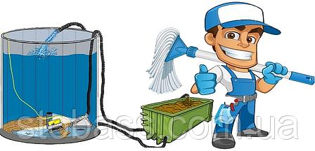 Роботизированная очистка резервуаров с чистой водой, бассейнов, водоемов, рыбных ферм, дельфинариев., фото 2