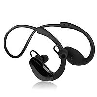 Беспроводные наушники Bluetooth с микрофоном Alitek RB-UB450 Black Sport Stereo , фото 1