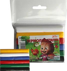 Термопластилин (полимерная глина) 6 цв. 839600 Little Artist