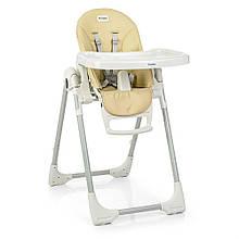 Детский стульчик для кормления El Camino ME 1038 PRIME Ivory, бежевый