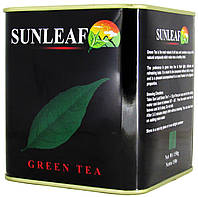Чай зеленый SunLeaf Крупнолистовой 150г