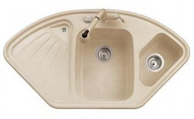 Мийка кухонна гранітна Adamant CONSENSUS 1060х575х190 (різні кольори)