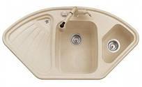 Мойка кухонная гранитная Adamant CONSENSUS 1060х575х190 (разные цвета)