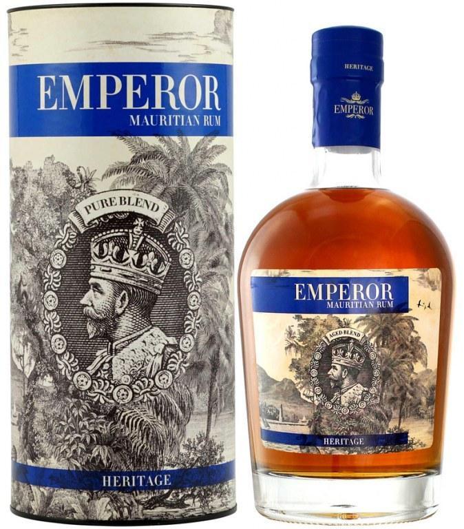 Ром Emperor Heritage (Эмперор Херитейдж) 40%, 0,7 литра
