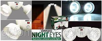 Автономный светильник с датчиком движения - Ideaworks Cordless Night Eyes N