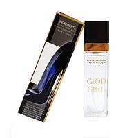 Женский парфюм тестер Carolina Herrera Good Girl - Travel Perfume 40ml