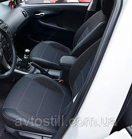 Чехлы на сидения Ford Mondeo 4 2007-2014