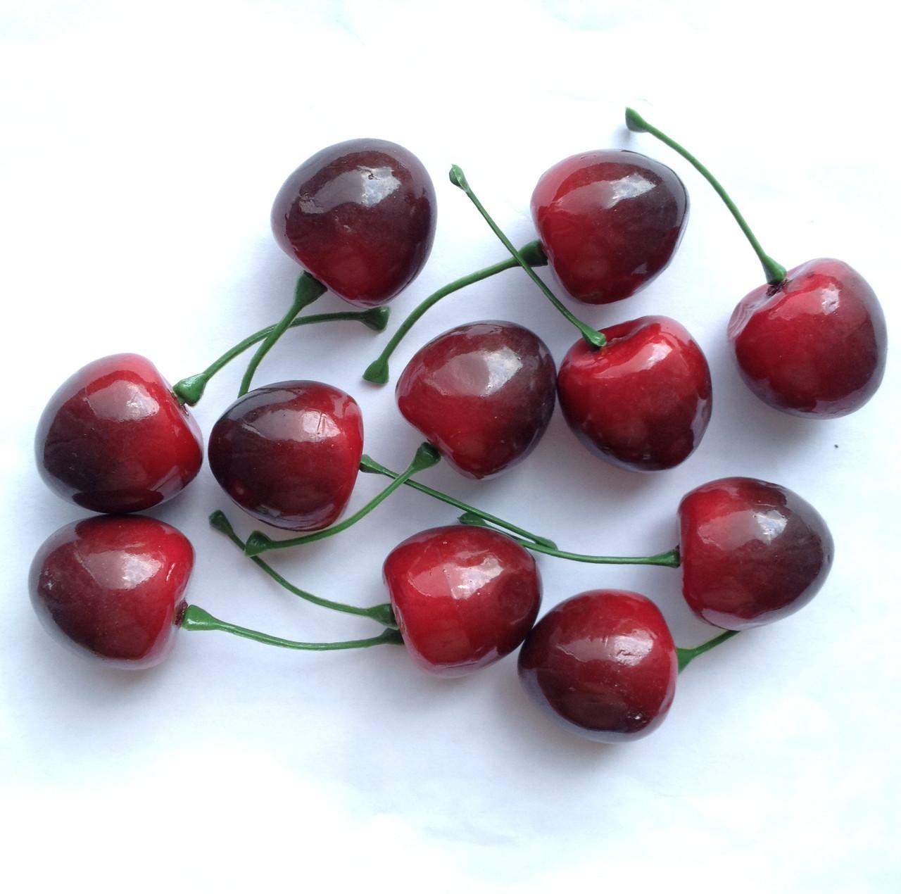 Ветка вишни, черешня (50 шт. в уп.)