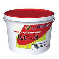Клей строительный КС-3 15 кг