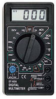 Мультиметр электронный dt - 838