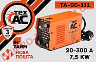 Сварочный аппарат инвертор Tex.AC ТА-00-111 Сварка Техас