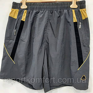 Мужские шорты из плащёвки, Турция, Soccer, 60 размер. Чоловічі спортивні шорти з плащовка, Турція, Soccer, 60.