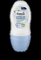 Balea роликовый антиперспирант для чувствительной кожи Deo Roll-On Sensitive 50мл