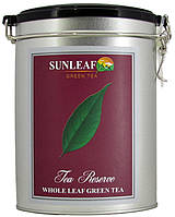 Чай зеленый SunLeaf Whole Leaf 200г.