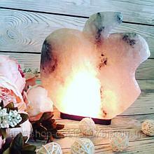 Соляной светильник «Яблоко» 3-4кг