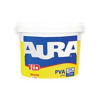 Клей Aura Fix ПВА 10 л