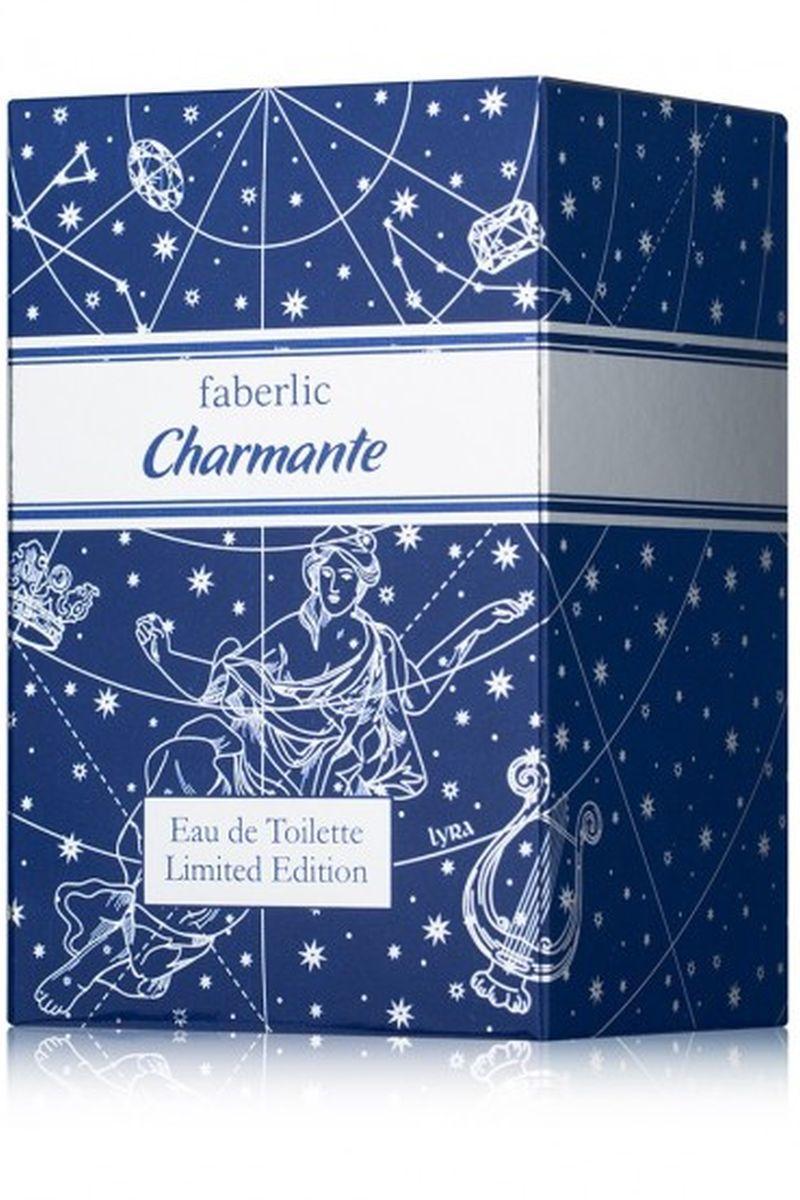 Туалетная вода Charmante Faberlic