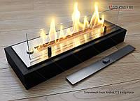 Топливный блок  Алаид Style 700-K С1 в корпусе. Биокамин для вашего дома. Живой огонь