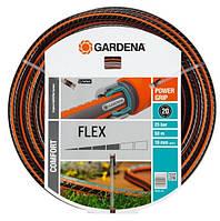 """Шланг армированный Gardena Flex 3/4"""", 50м"""