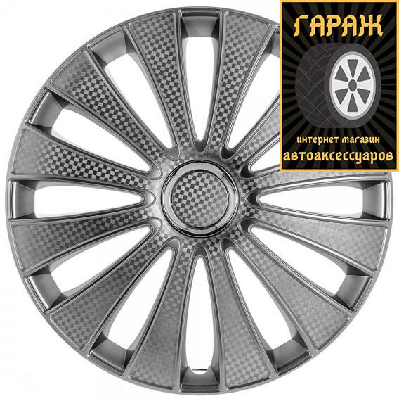 Колпаки R14 Star GMK Карбон