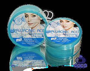 Гель для лица и тела Hyaluronic Acid (Гиалуроновая кислота)