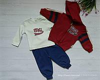 Детский костюм спортивный (тройка) на мальчика