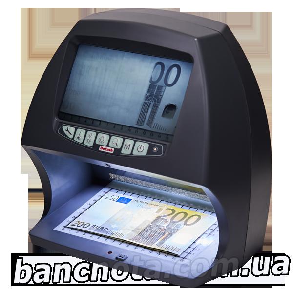 DoCash BIG D Профессиональный детектор валют