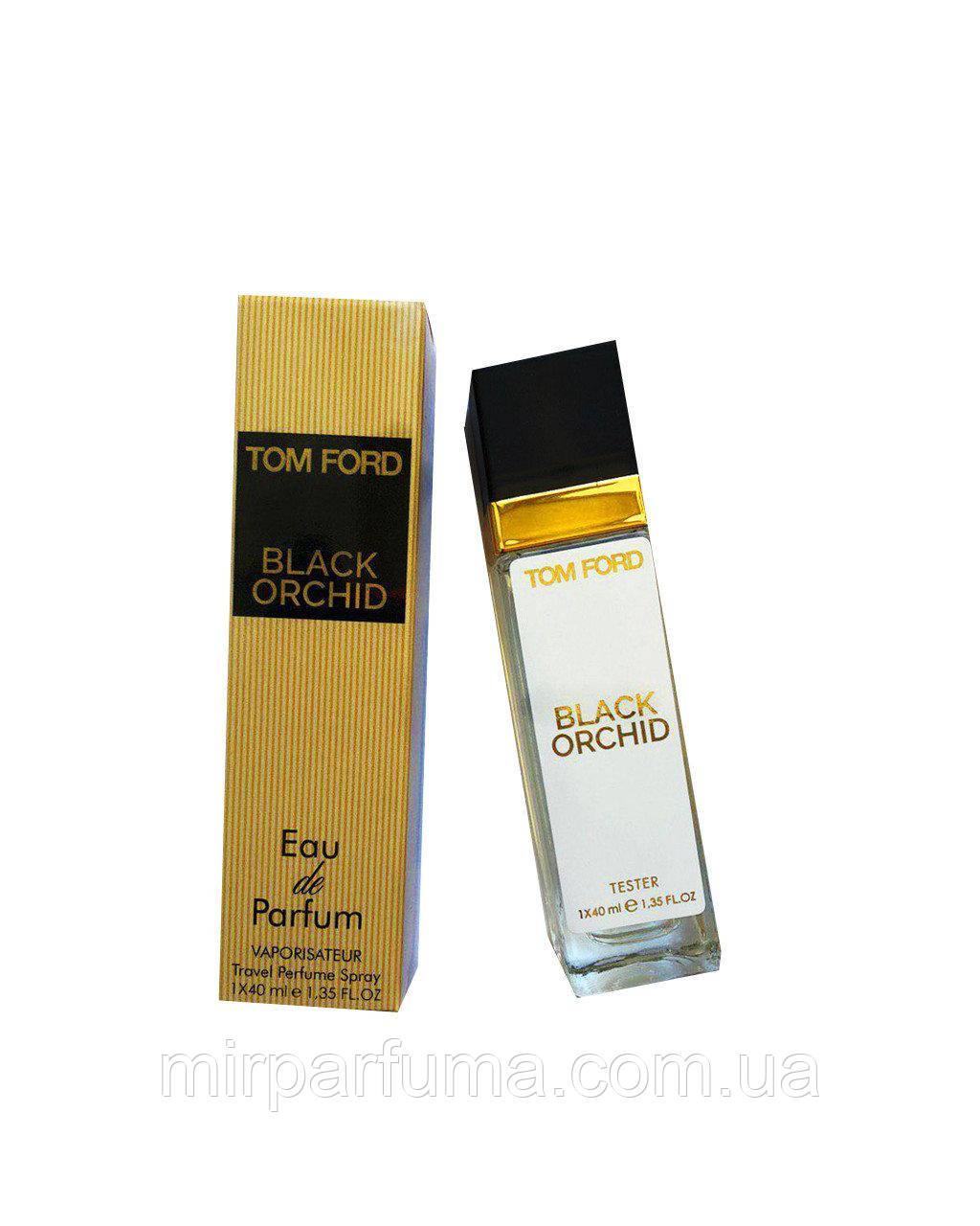 Женские духи тестер реплика Tom Ford Black Orchid - Travel Perfume 40ml