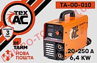Сварочный аппарат Инвертор Tex.AC TA-00-010 Сварка Техас