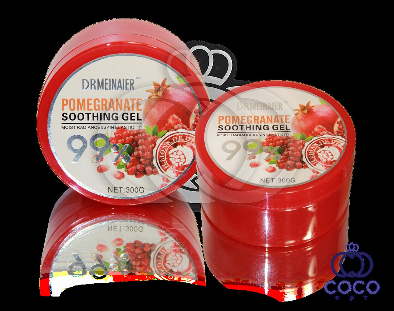 Гель для лица и тела Pomegranate (Гранат)