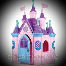 Feber SUPERPALACIO. Великий дитячий будиночок для Принцес, фото 2