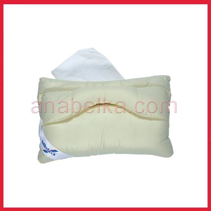 Подушка ортопедическая Комфорт + наволочка, фото 2