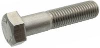 Нержавеющий болт М12 DIN 931 A2 (AISI 304)