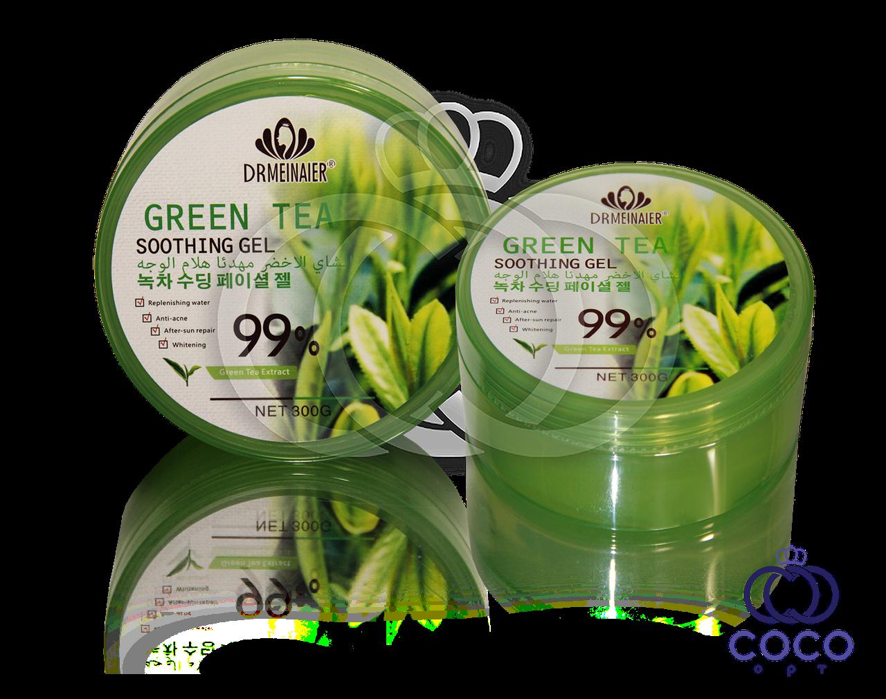Гель для лица и тела Green Tea (Зелёный чай)
