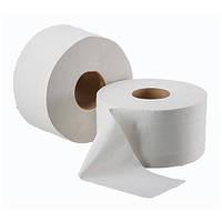 Туалетная бумага Jambo-Luxe белая, 100 м.