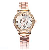 Часы женские наручные с металлическим ремешком