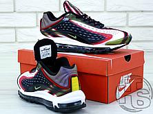 Мужские кроссовки Nike Air Max Deluxe Sequoia Green Orange AJ7831-300 , фото 3