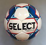М'яч футбольний SELECT NUMERO 10 ADVANCE (розмір 5), фото 2