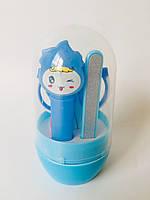 Детский набор для гигиены  голубой, фото 1