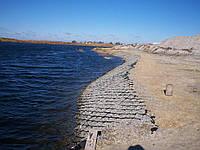 Укрепление берегов  пруда, озера -индивидуальные проекты!!!