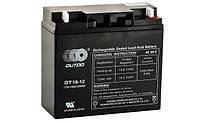 Аккумулятор 18Аh-OT18-12 OUTDO на мотоблок 181*77*167 мм