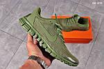 Мужские кроссовки Nike Free 3.0 (зеленые), фото 5