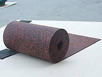 Рулонное покрытие ЭПДМ 8 мм (100 см ширина), фото 1